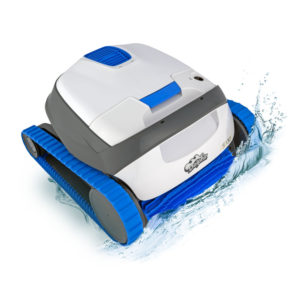 Dolphin S100 Robotic Pool Cleaner - Splash