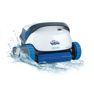 Dolphin S300i Robotic Pool Cleaner - Splash