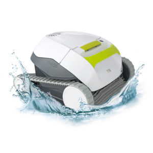Dolphin T15 Robotic Pool Cleaner - Splash