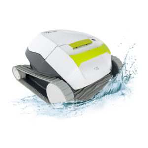 Dolphin T25 Robotic Pool Cleaner - Splash