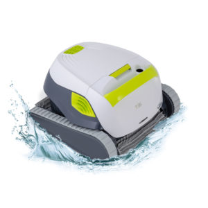 Dolphin T35 Robotic Pool Cleaner - Splash