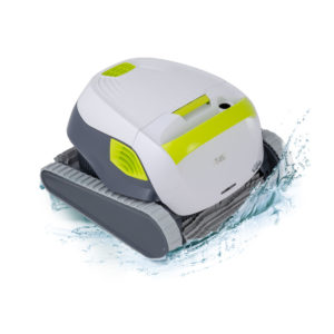 Dolphin T45 Robotic Pool Cleaner - Splash