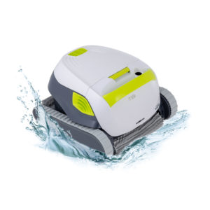 Dolphin T55i Robotic Pool Cleaner - Splash