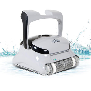 Dolphin C4 Commercial Robotic Pool Cleaner - Splash