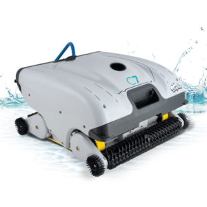 Dolphin C7 Commercial Robotic Pool Cleaner - Splash