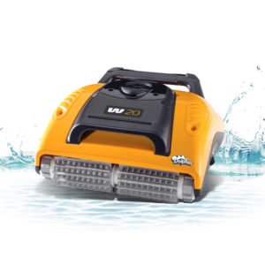Dolphin W20 Commercial Robotic Pool Cleaner - Splash