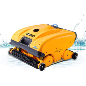 Dolphin Wave 200 Commercial Robotic Pool Cleaner - Splash
