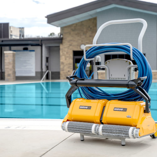 Dolphin Wave 120 Robotic Pool Cleaner