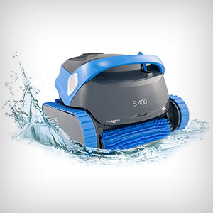 Dolphin S400 Robotic Pool Cleaner