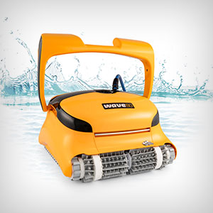 Dolphin Wave 80 Robotic Pool Cleaner