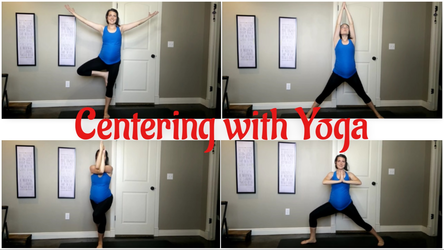 Centering with Yoga