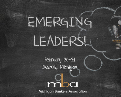 Emerging leaders graphic