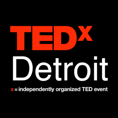 Tedxdetroit logo stacked 600x600