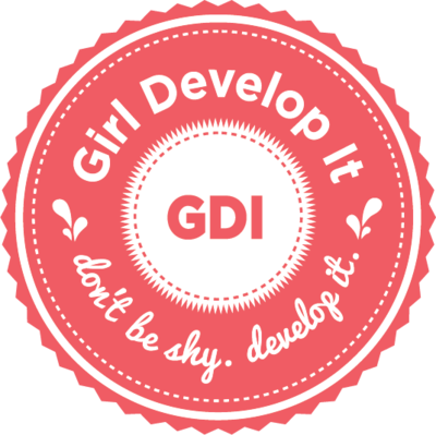 Girl Develop It - Detroit