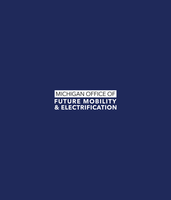 Office of Future Mobility and Electrification brand image