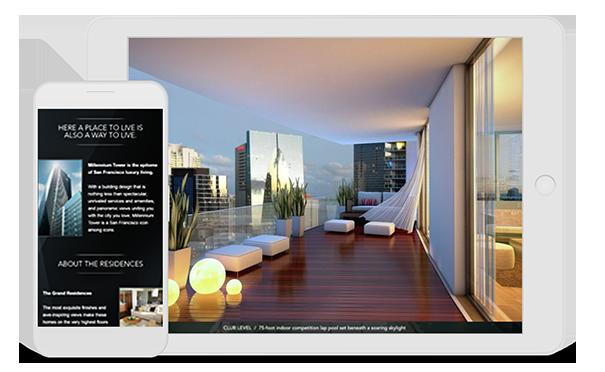 hotel web design company