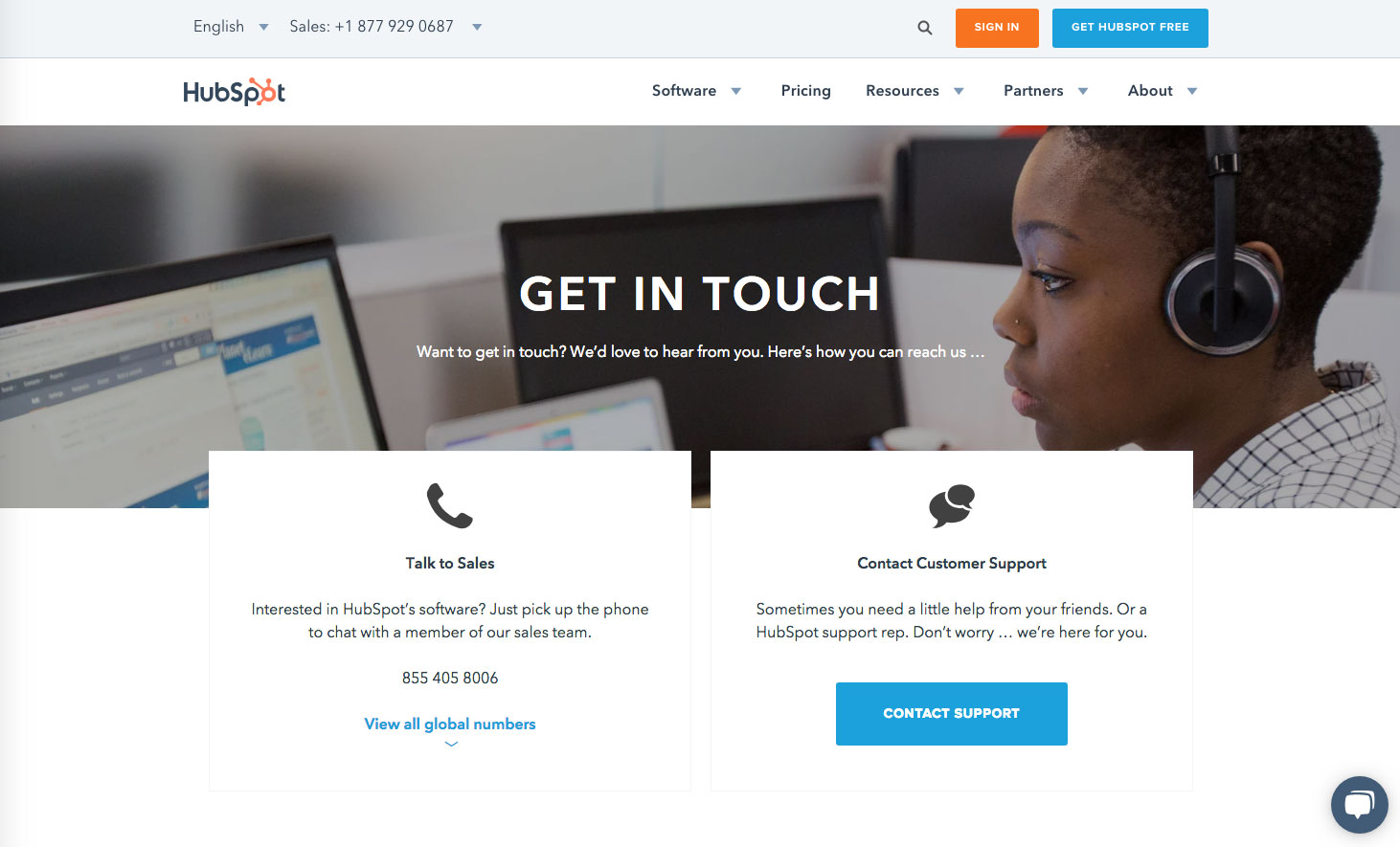 7 Best Practices for Designing the Perfect Contact Page
