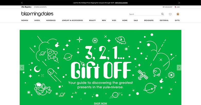 bloomingdales online luxury shopping
