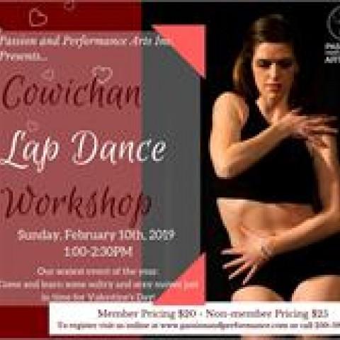 COWICHAN - Lap Dance Workshop