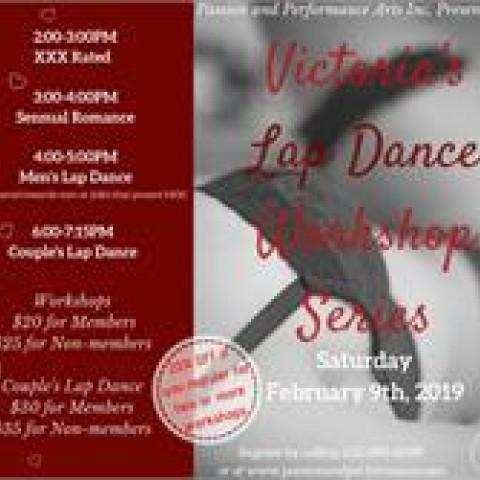 XXX Rated Lap Dance Workshop