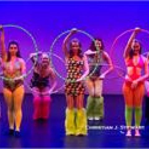 Hoop Dance Skills