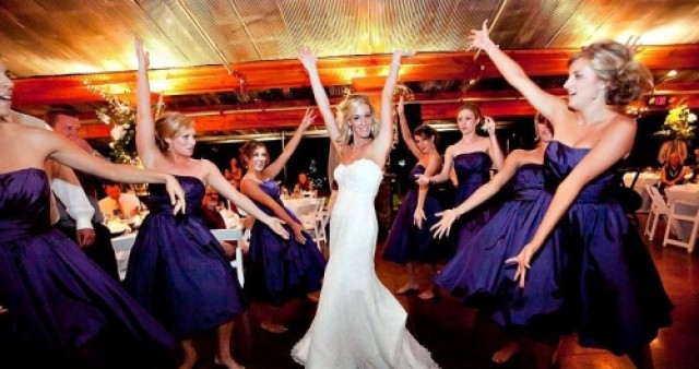 Wedding Parties and Large Groups