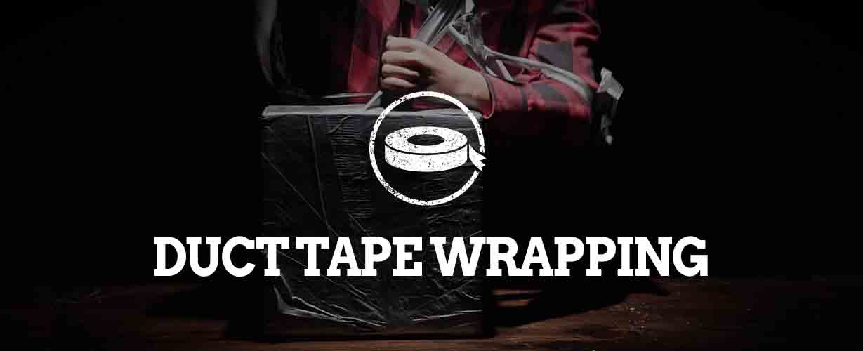 Duct Tape Wrapping