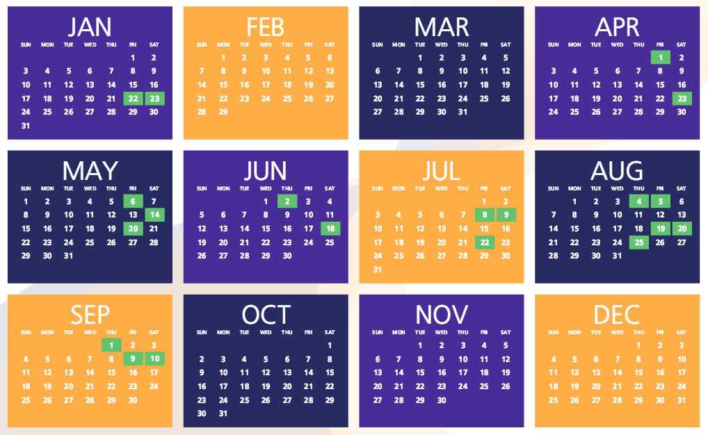 2016 MCAT Test Dates Released