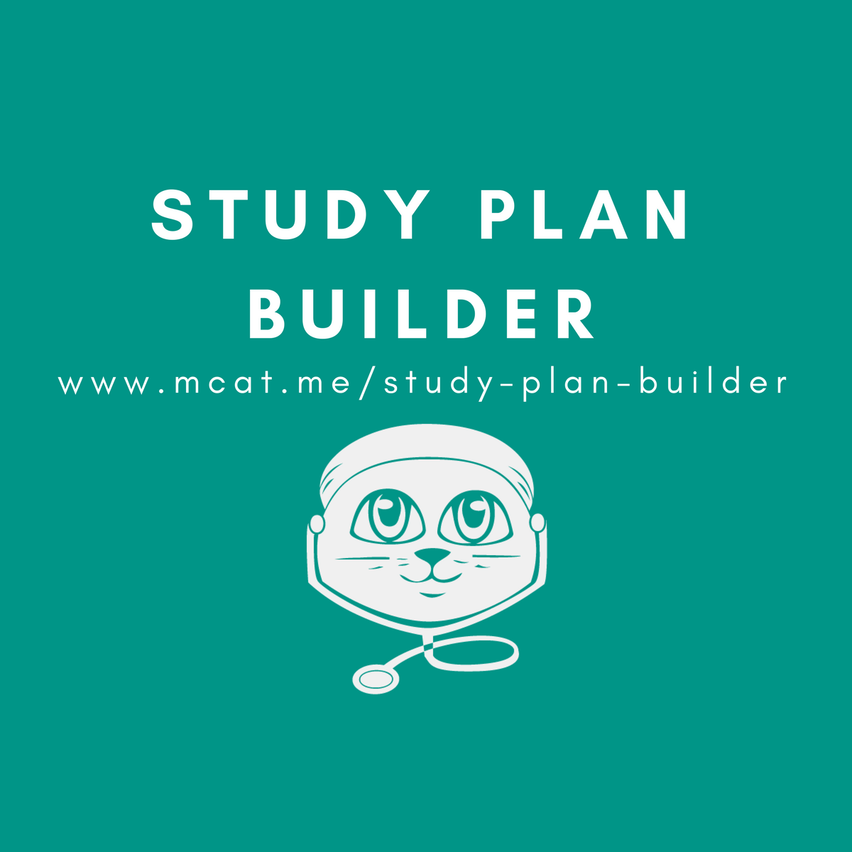 MCAT Study Plan Builder – MCAT me