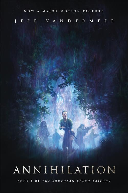 Annihilation moviecover