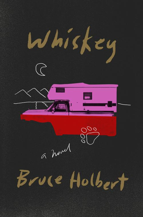 Whiskey book cover