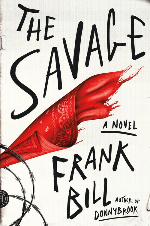 The Savage book cover