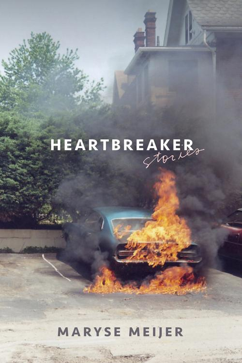 Heartbreaker book cover