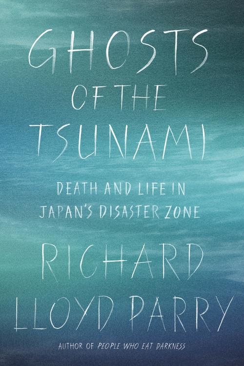 Ghosts of the Tsunami book cover