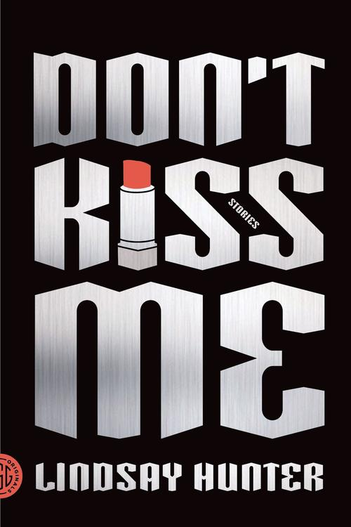 Don't Kiss Me book cover