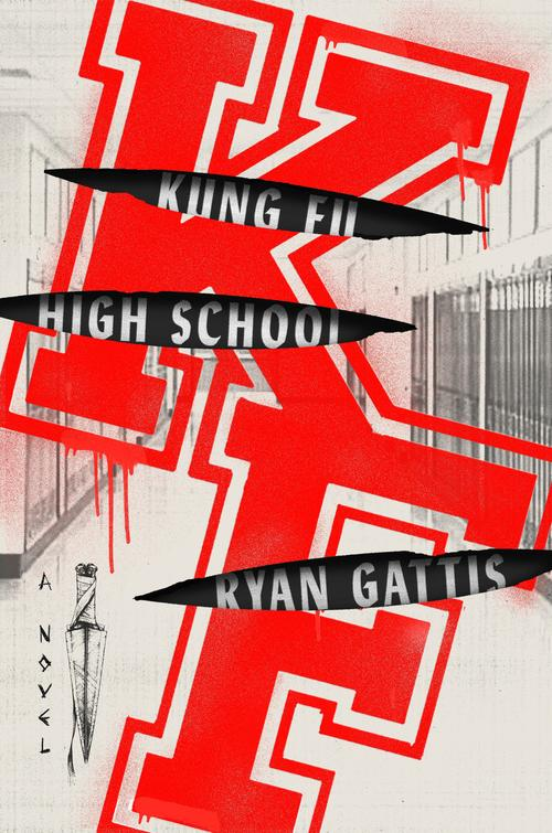 Kung Fu High School book cover