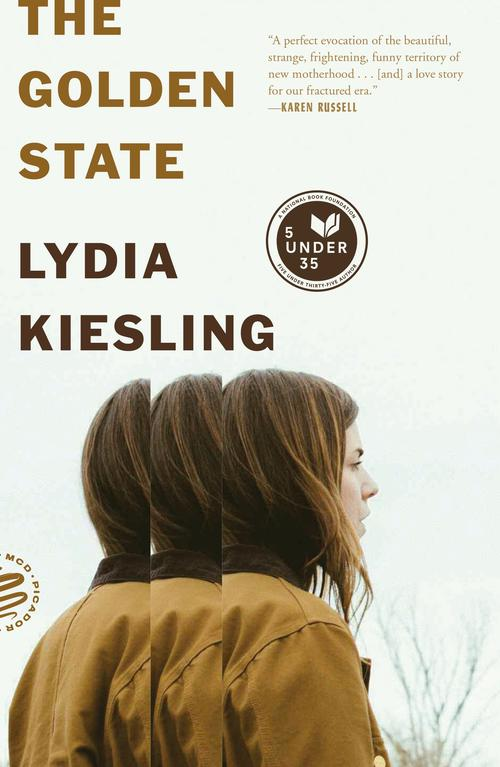 The Golden State book cover