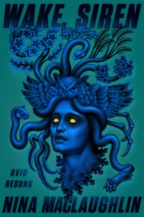 Wake, Siren book cover