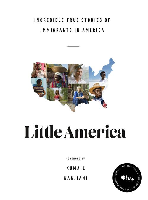 Little America book cover