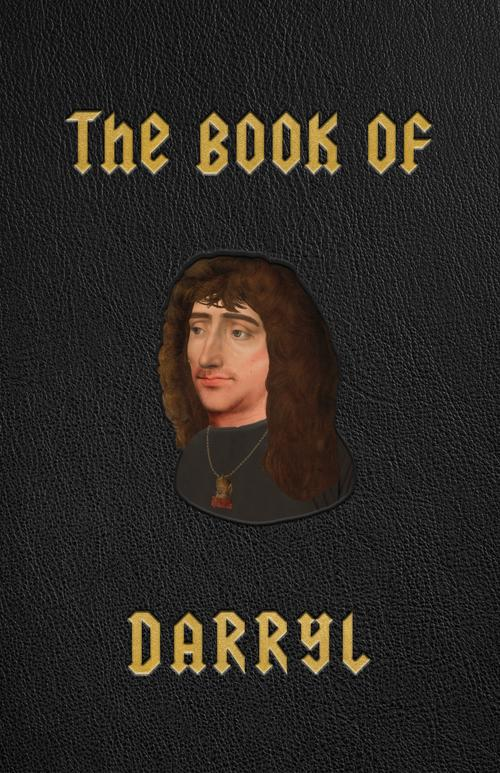 The Book of Darryl book cover