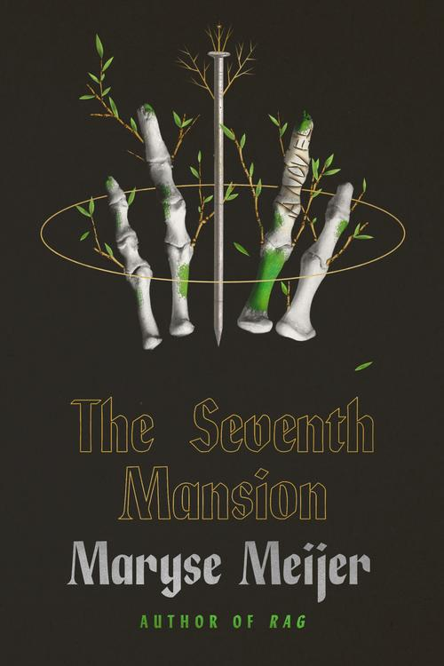 The Seventh Mansion book cover
