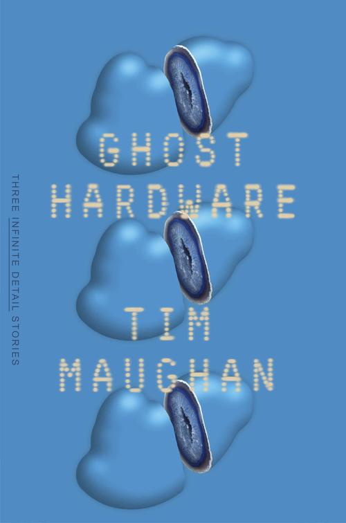 Ghost Hardware book cover