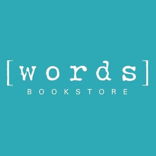 Words bookstore logo