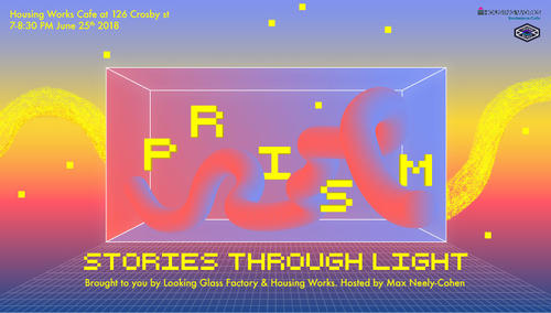 Prism: Stories Through Light Showcase