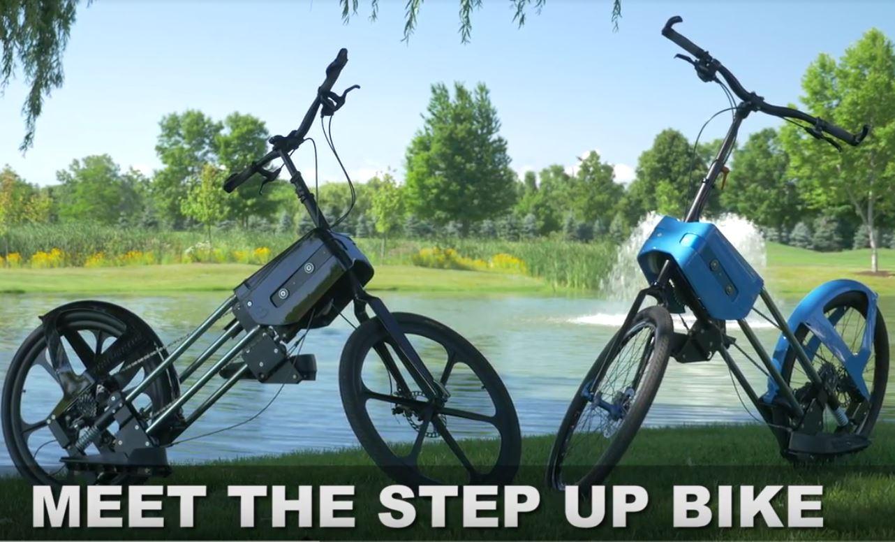 Step UP Bike