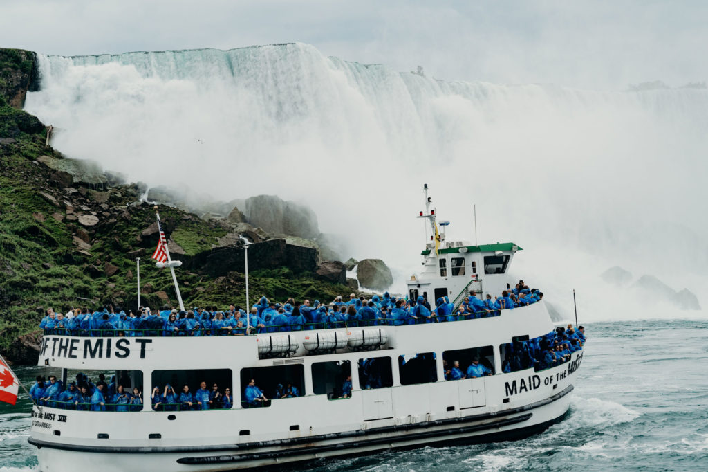 The Maid of the Mist July 2018 Chris Mcintosh Photography