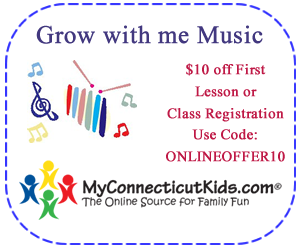 Grow with me music coupon