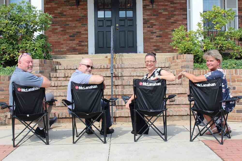 Employee Appreciation Camping Chairs
