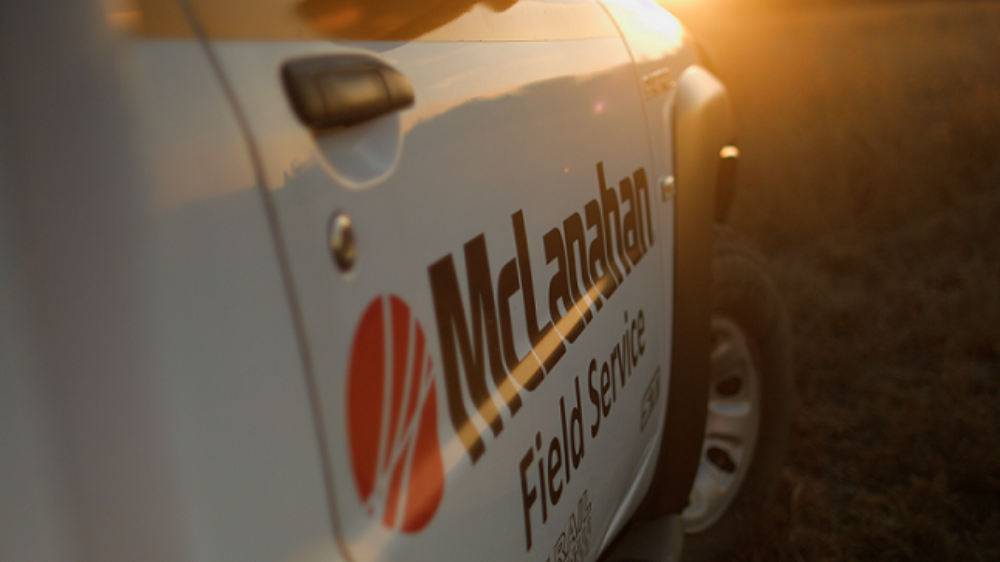 McLanahan Field Service Truck