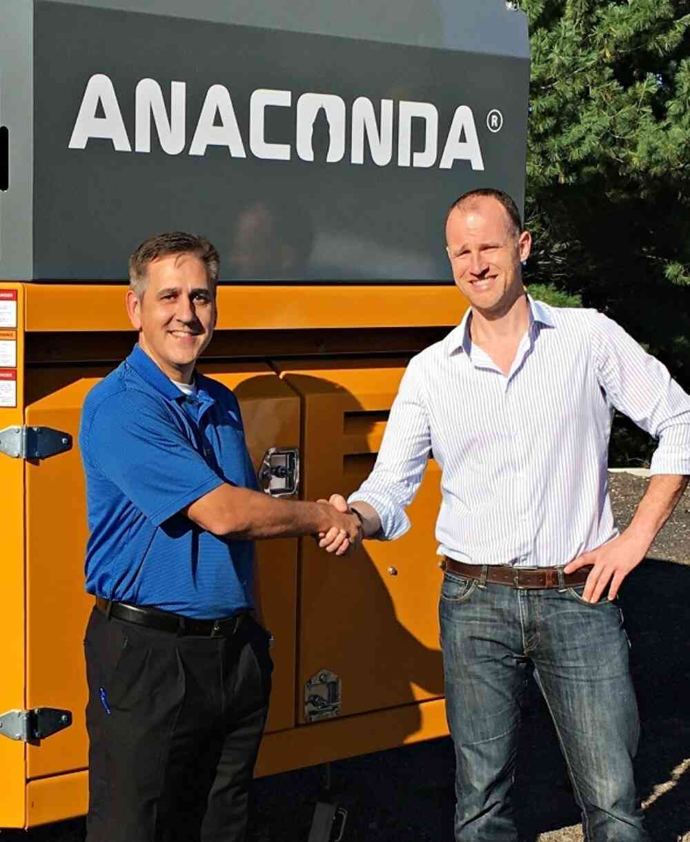 Anaconda Acquisition